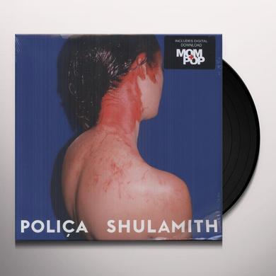Polica SHULAMITH Vinyl Record