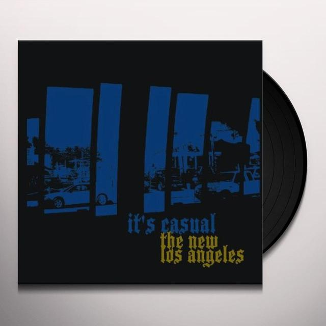 It'S Casual NEW LOS ANGELES Vinyl Record