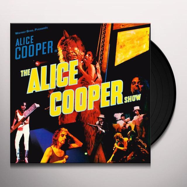 ALICE COOPER SHOW Vinyl Record - Limited Edition, 180 Gram Pressing