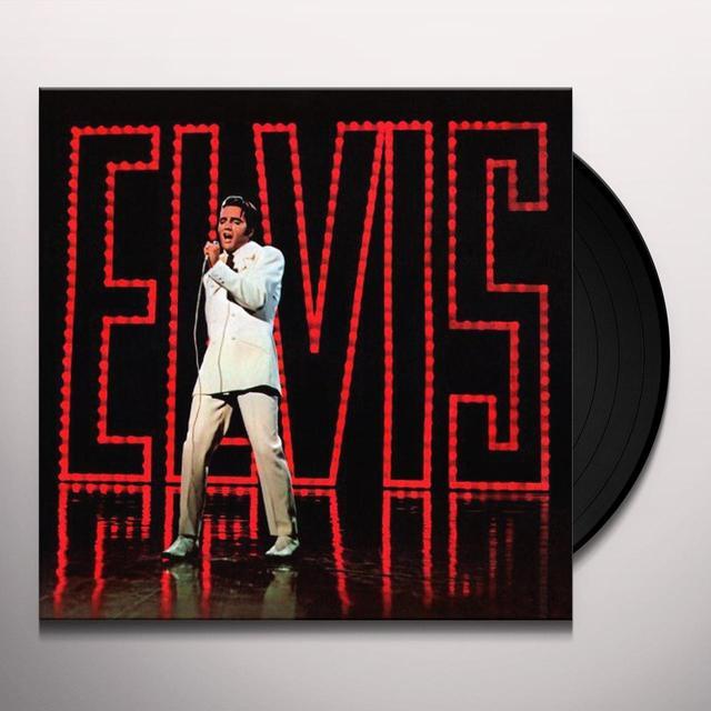 ELVIS: NBC TV SPECIAL Vinyl Record - Limited Edition, 180 Gram Pressing, Anniversary Edition