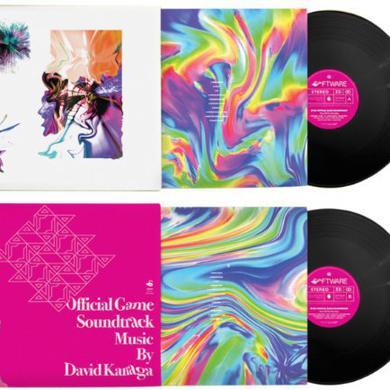 David Kanaga DYAD OGST Vinyl Record
