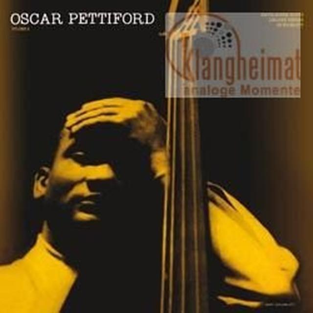 Oscar Pettiford 2 Vinyl Record - 180 Gram Pressing
