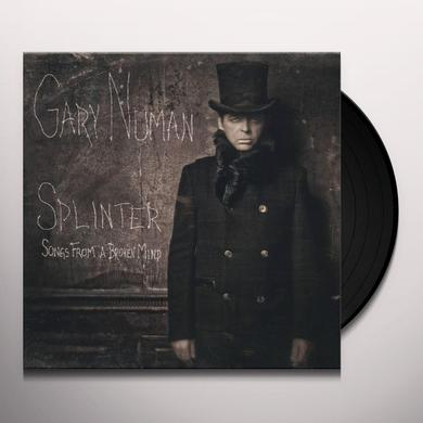 Gary Numan SPLINTER (SONGS FROM A BROKEN MIND) Vinyl Record