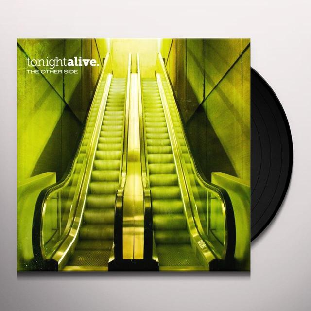 Tonight Alive OTHER SIDE Vinyl Record