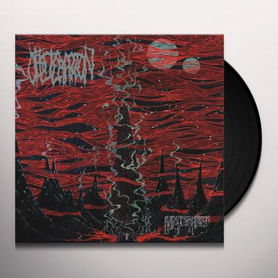 Obliteration BLACK DEATH HORIZON Vinyl Record