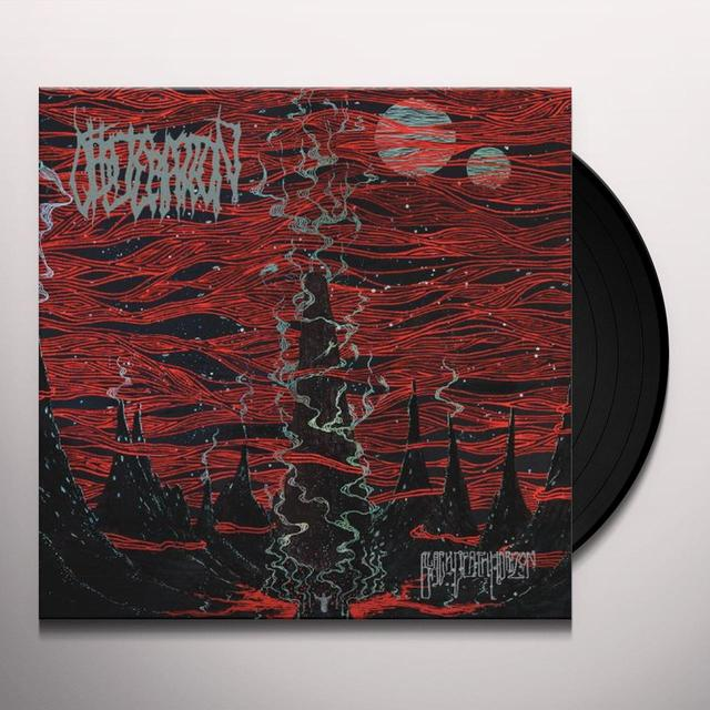 Obliteration BLACK DEATH HORIZON Vinyl Record