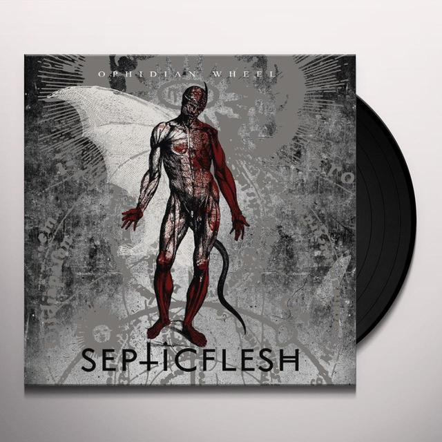 Septicflesh OPHIDIAN WHEEL Vinyl Record