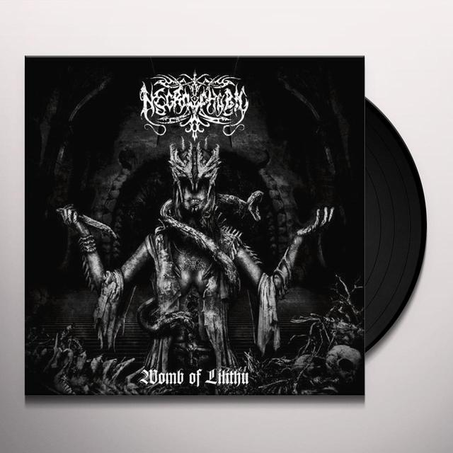 Necrophobic WOMB OF LILITHU Vinyl Record