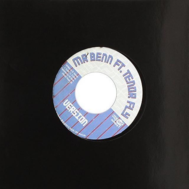 Mr Benn NO MORE GUNS Vinyl Record