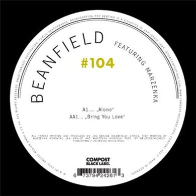 Beanfield COMPOST BLACK LABEL 104 Vinyl Record