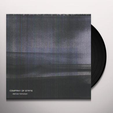 Company Of State DANCE REMOTION Vinyl Record