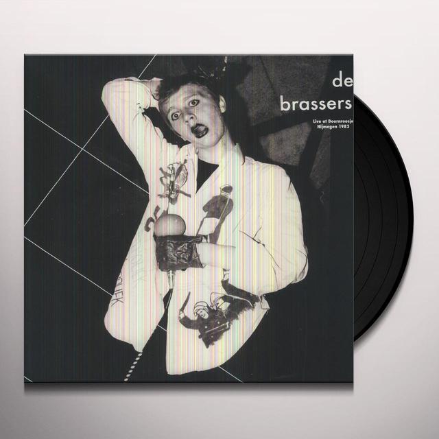 De Brassers LIVE AT DOORNROOSJE Vinyl Record