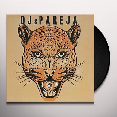 Djs Pareja STEPS Vinyl Record - 10 Inch Single