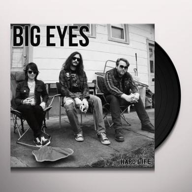 Big Eyes HARD LIFE Vinyl Record