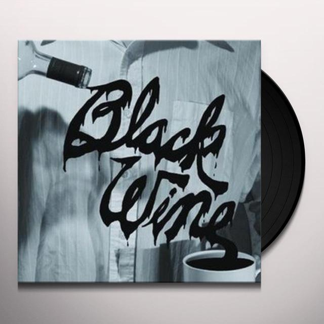 BLACK WINE Vinyl Record - Digital Download Included