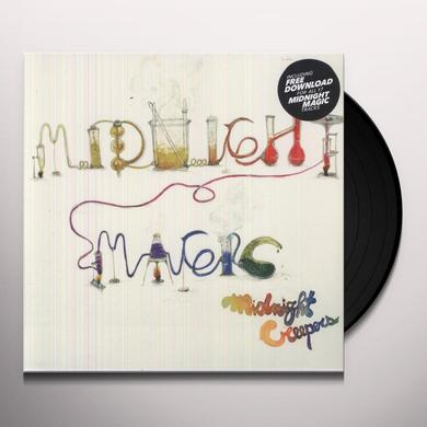 Midnight Magic MIDNIGHT CREEPERS Vinyl Record