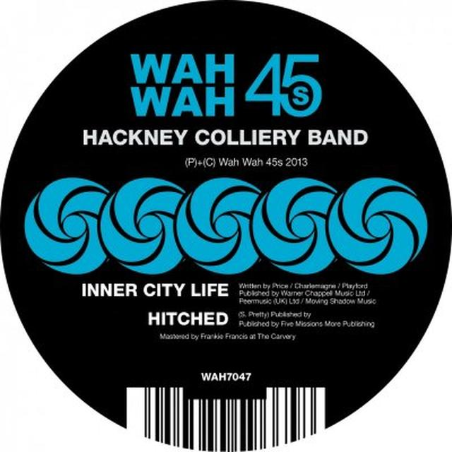 Hackney Colliery Band INNER CITY LIFE Vinyl Record