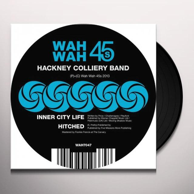 Hackney Colliery Band INNER CITY LIFE Vinyl Record
