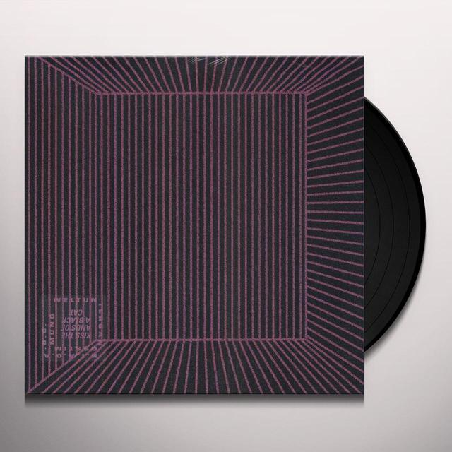 Kiss The Anus Of A Black Cat WELTUNTERGANGSSTIMMUNG Vinyl Record