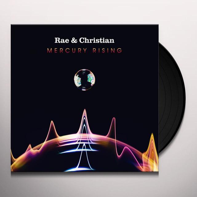 Rae & Christian MERCURY RISING Vinyl Record - Black Vinyl, Gatefold Sleeve, 180 Gram Pressing, Digital Download Included
