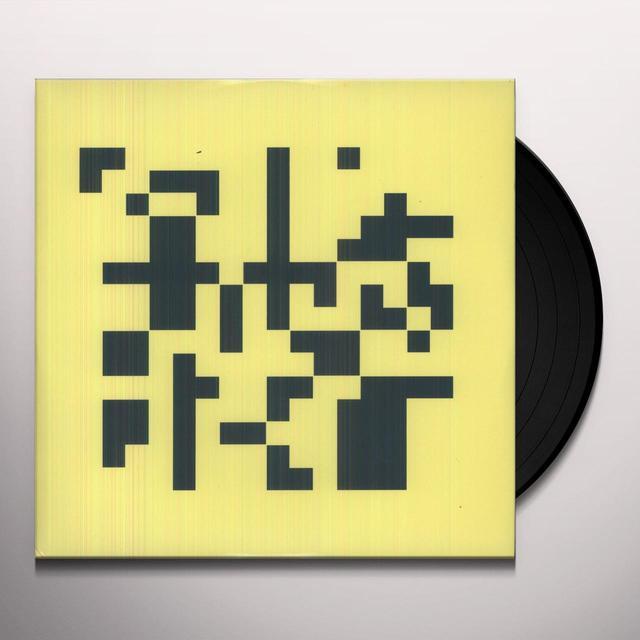 Autechre L-EVENT Vinyl Record
