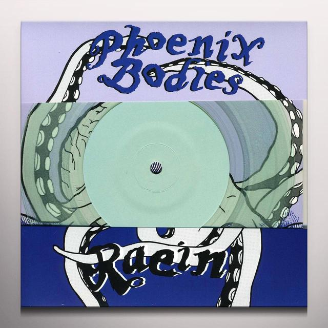 Phoenix Bodies / Raein SPLIT Vinyl Record - Colored Vinyl