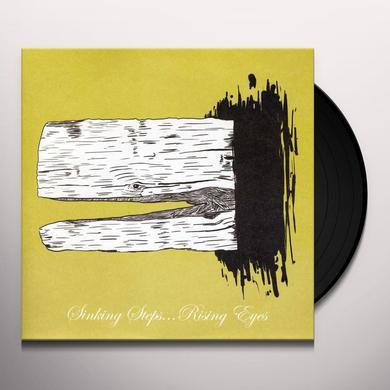 Sinking Steps Rising Eyes TWO SONGS Vinyl Record