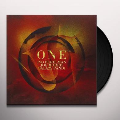 Ivo Perelman / Joe Morris / Balazs Pandi ONE Vinyl Record