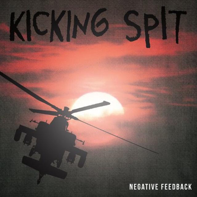 Kicking Spit NEGATIVE FEEDBACK Vinyl Record