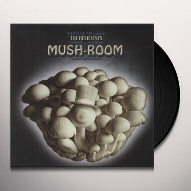 Residents MUSH-ROOM Vinyl Record