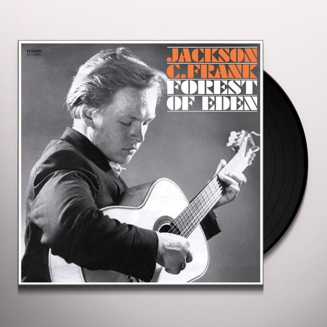 Jackson C. Frank FOREST OF EDEN Vinyl Record
