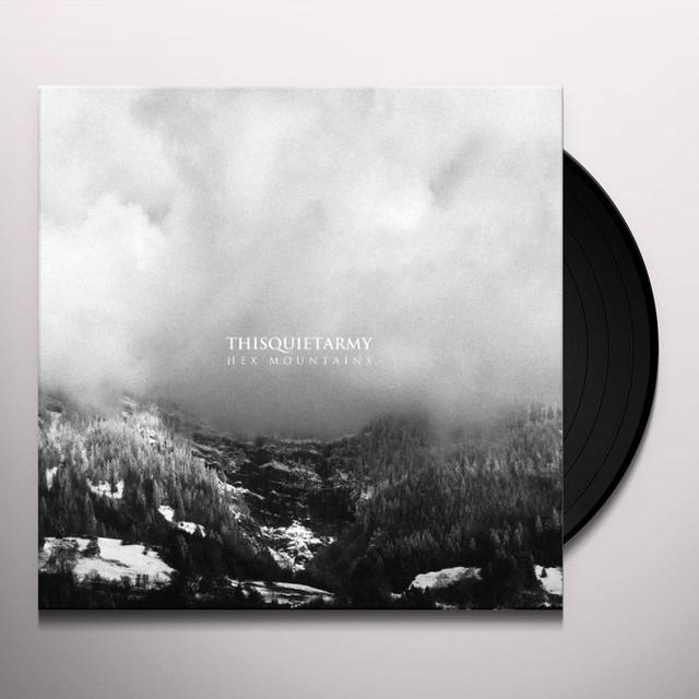 Thisquietarmy HEX MOUNTAINS Vinyl Record