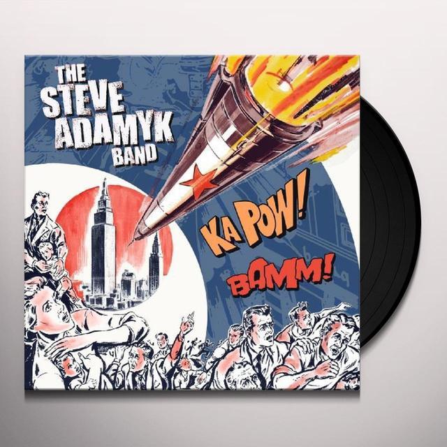 The Steve Adamyk Band STEVE ADAMYK BAND Vinyl Record