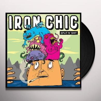 Iron Chic SPLIT N SHIT Vinyl Record