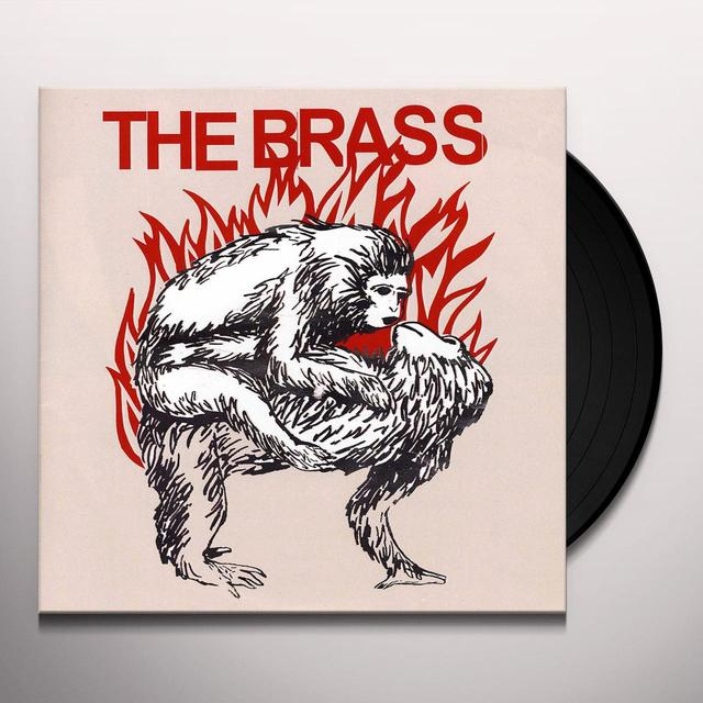 Brass HOMOSAPIEN Vinyl Record