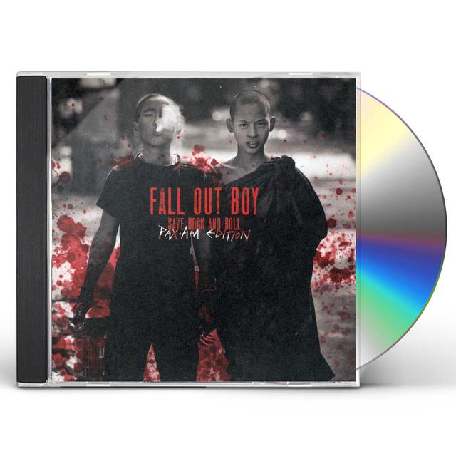 Fall Out Boy SAVE ROCK N ROLL CD