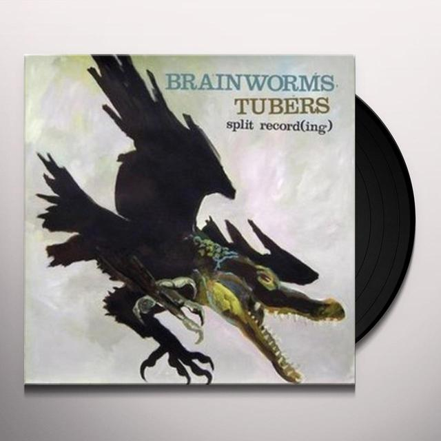 BRAINWORMS / TUBERS Vinyl Record