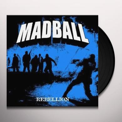Madball REBELLION Vinyl Record