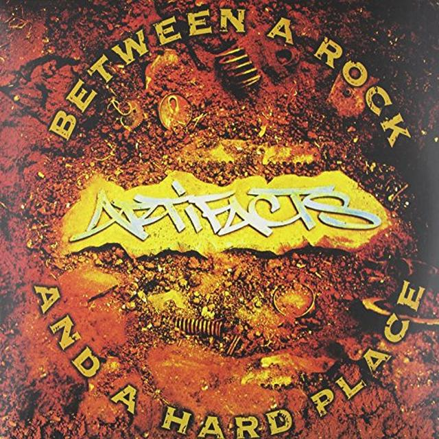 Artifacts BETWEEN A ROCK & A HARD PLACE  (WSV) Vinyl Record - Poster, Deluxe Edition