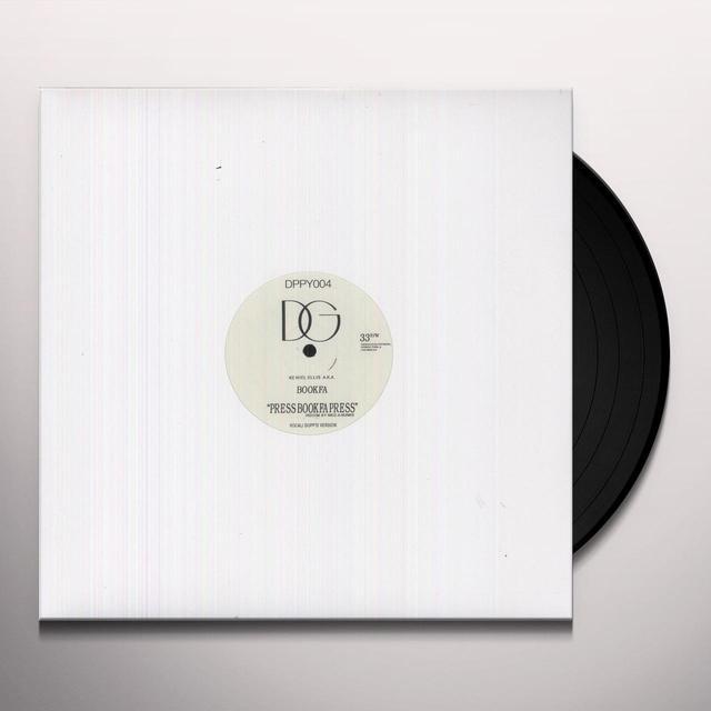 Bookfa / G Sudden PRESS BOOKFA PRESS / GIRLS DEM NEED MI Vinyl Record