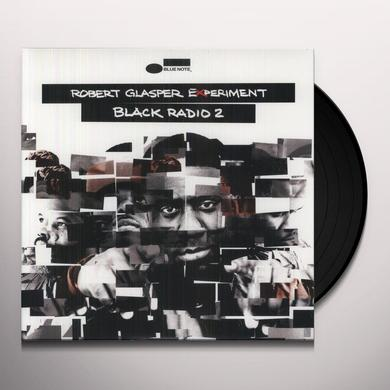 Robert Glasper Experiment BLACK RADIO 2 Vinyl Record