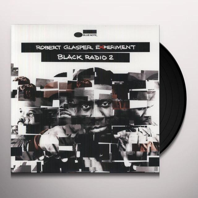 Robert Glasper Experiment BLACK RADIO 2 Vinyl Record