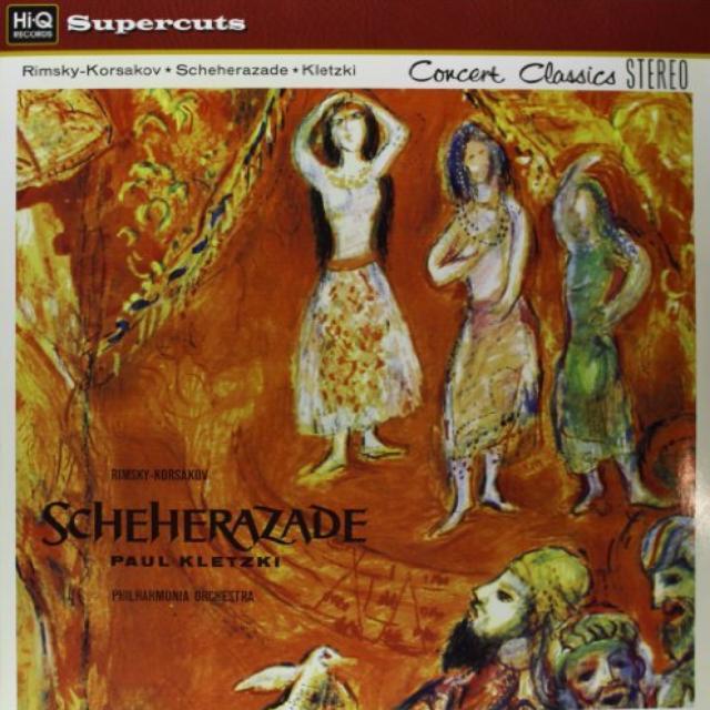 Kletzki / Philharmonia Orchestra