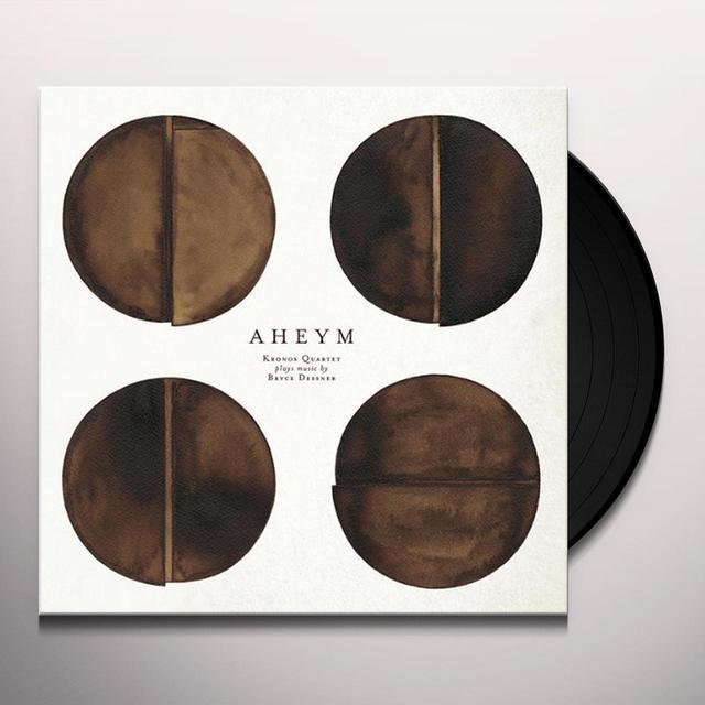 Bryce Kronos Quartet / Dessner AHEYM Vinyl Record