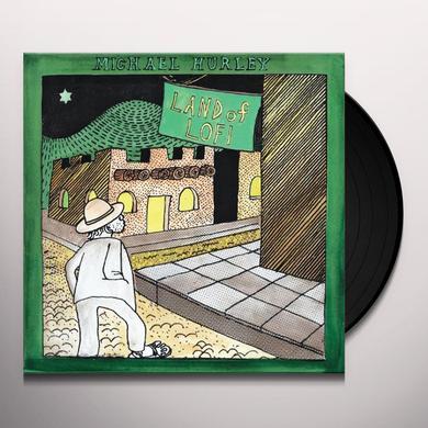 Michael Hurley LAND OF LOFI Vinyl Record - Limited Edition