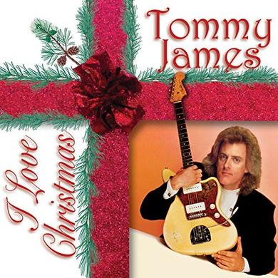 Tommy James I LOVE CHRISTMAS Vinyl Record