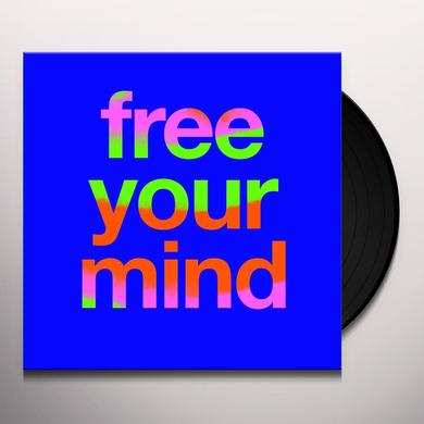 Cut Copy FREE YOUR MIND Vinyl Record