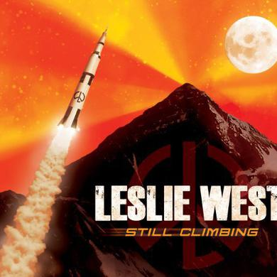 Leslie West STILL CLIMBING Vinyl Record