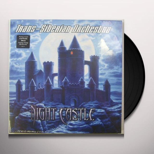 Trans-Siberian Orchestra NIGHT CASTLE (OGV) (Vinyl)
