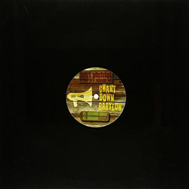 Dirty Dubsters CHANT DOWN BABYLON Vinyl Record